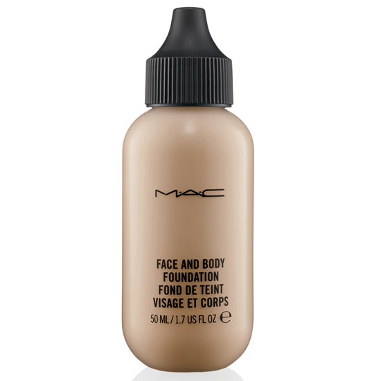 Face and Body Foundation (£20.50).