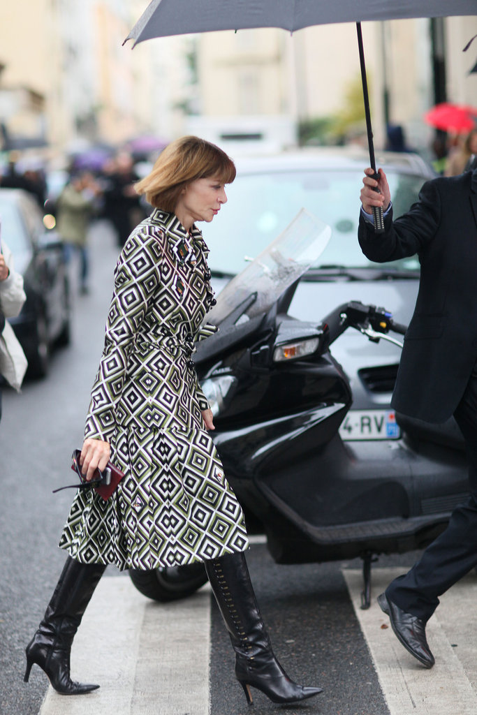 Style Inspiration Paris Fw Layers Of Fall The Simply Luxurious Life