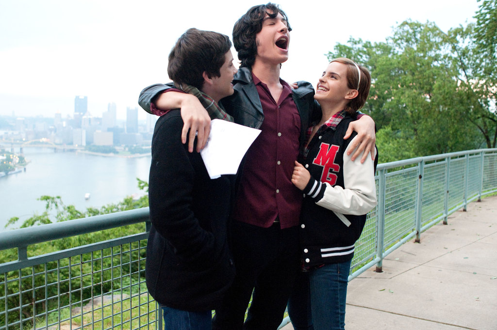 Best Book-to-Movie Adaptation: The Perks of Being a Wallflower