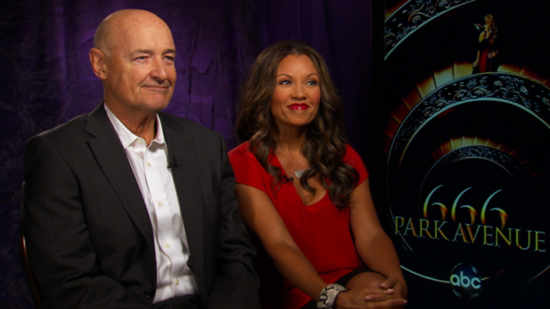 "Vanessa Williams and Terry O'Quinn Say 666 Park Avenue Will ""Push the Envelope"""