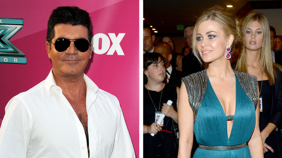 Simon Cowell and Carmen Electra — Unexpected Celebrity Couples Decoded!