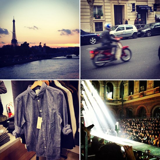 Instagram Fashion Pictures Week of Sept. 28, 2012