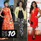 Top Ten Best Dressed Of The Week: Kristen Stewart, Ginnifer Goodwin, Jessica Mauboy & More
