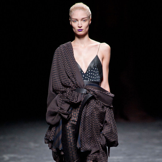 Haider Ackermann Spring 2013 Runway