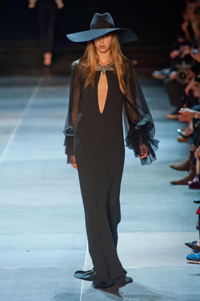 Saint Laurent Paris 2013
