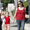 Jennifer Garner With Daughters in LA | Pictures