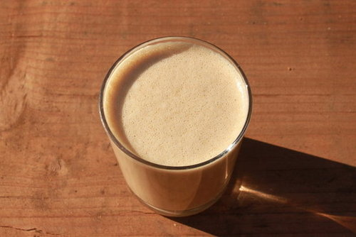 Recover Right: Peanut Butter Protein Smoothie