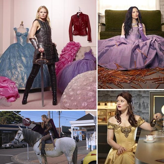 See Once Upon a Time's Cute Character Shots