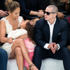 Jennifer Lopez and Daughter Emme at Chanel (Video)