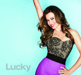 Sofia Vergara posed for Lucky's November 2012 issue.