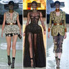 Alexander McQueen Spring 2013 | Pictures