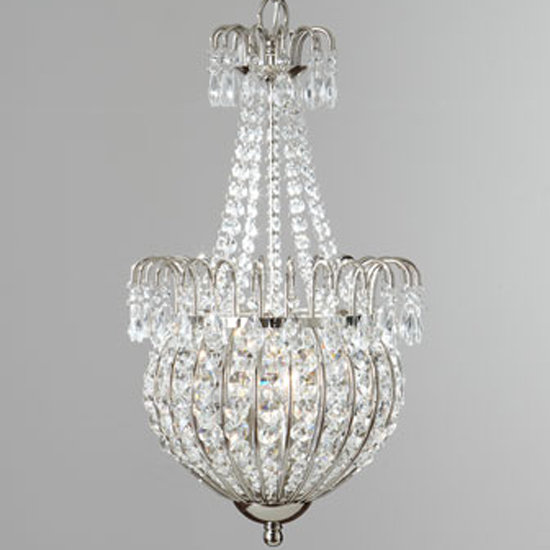 Affordable Chandeliers Fall 2012