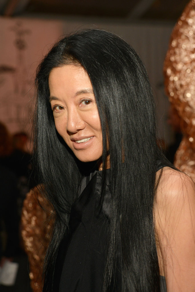 Vera Wang went to an NYC gala.