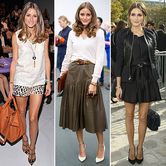 See Olivia Palermo's Spring 2013 Fashion Week Wardrobe: All Her Killer Front Row Looks in One Place!