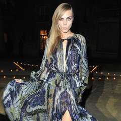 Celebrities Glam it Up at the MAC & Carine Roitfeld LE BAL in Paris: Rachel Zoe, Karlie Kloss, Kanye West and more!