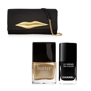 Black and Gold Baroque Nail Trend: Shop the Look With Our Top Five Black and Gold Nail Polishes