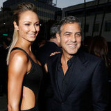 George Clooney and Stacy Keibler at Argo Premiere | Pictures