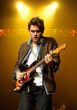 John Mayer jammed out with rock legends.