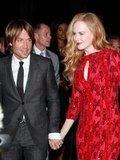 Nicole Kidman Celebrates a Big NYC Honor With Keith Urban