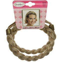 Braidies Thick Braided Headband ($9)