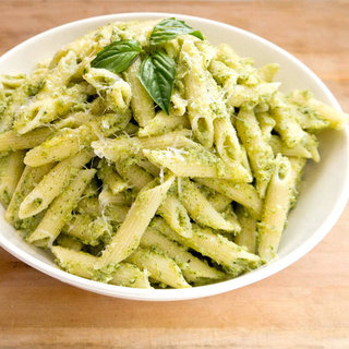 Nut-Free Broccoli Pesto Pasta