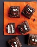 Scaredy-Cat Brownies