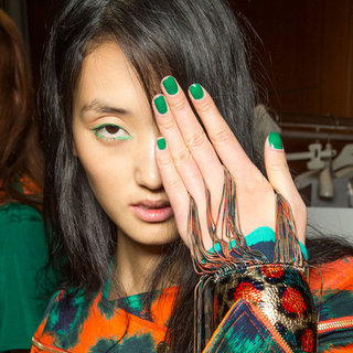 Nail Polish Trends at Fashion Week | Spring 2013
