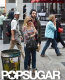 Sienna Miller and Tom Sturridge Hit NYC Together