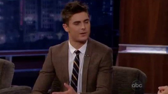 Zac Efron Gets Shirtless Advice From Matthew McConaughey