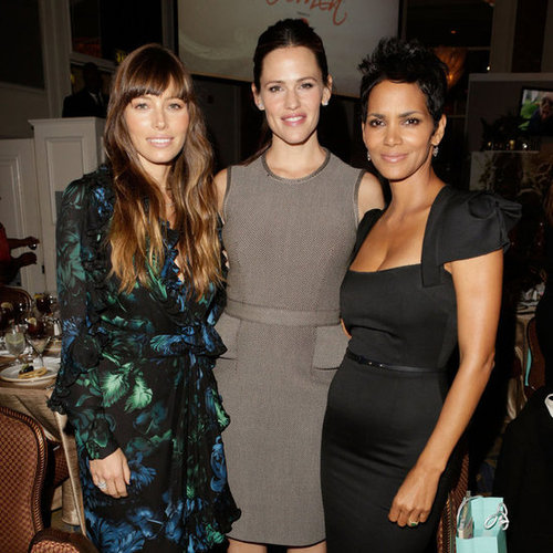 Jessica Biel, Jennifer Garner, Ben Affleck, Halle Berry And More At Variety Power of Women