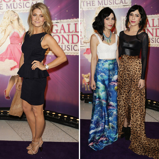 Nat Bass, The Veronicas and More Step Out For Legally Blonde: The Musical's Sydney Debut