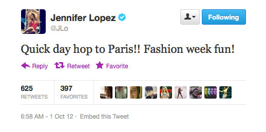 As you do, Jennifer Lopez. As you do.