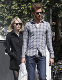 Andrew Garfield Celebrates News of Spiderman's Sequel With Emma Stone