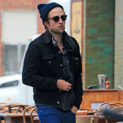 Sturridge Robert Pattinson on Robert Pattinson In Nyc With Tom Sturridge   Pictures