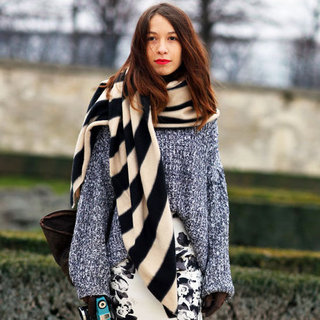 Best Scarf Styles For Fall and Winter
