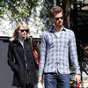 Emma Stone and Andrew Garfield Pictures at a Book Shop in LA