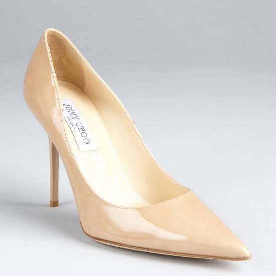 Heels, approx $414, Jimmy Choo at Blue Fly