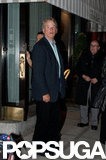 Bill Murray and Karen Duffy met George Clooney and Stacey Keibler for dinner in NYC.