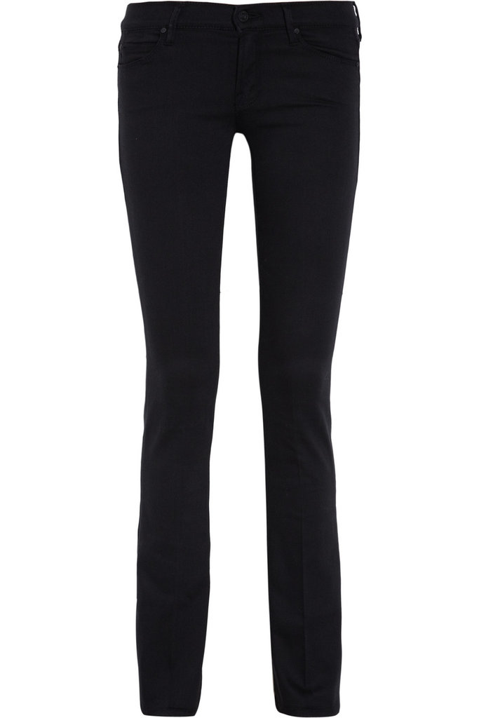 This pair of Mother Denim The Runway Flared Jeans ($100, originally $200) are a great everyday staple.