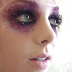 Halloween Costume Hair, Beauty & Makeup Ideas: Bad Fairy