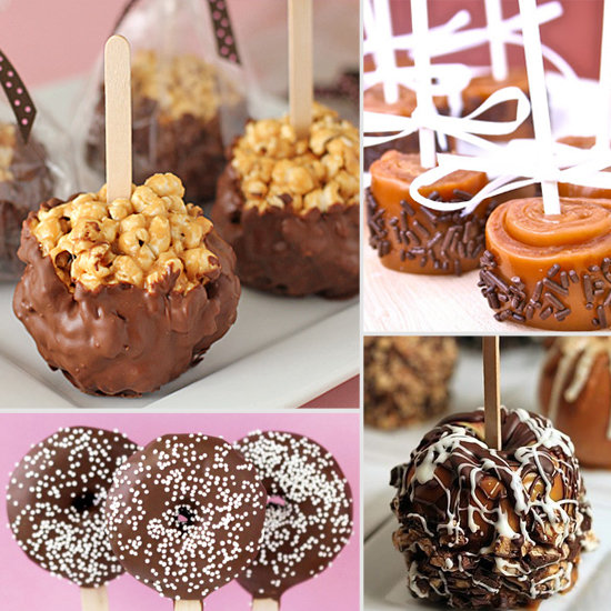 Sweet, Salty . . . Sticks? Cake Pops, Pie Pops, and More!