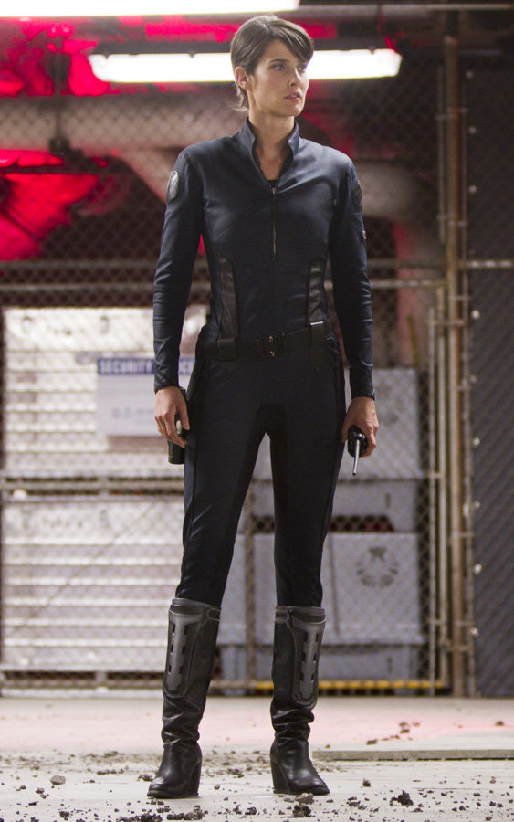 Maria Hill From The Avengers
