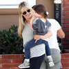Sarah Michelle Gellar After Giving Birth to Her Son