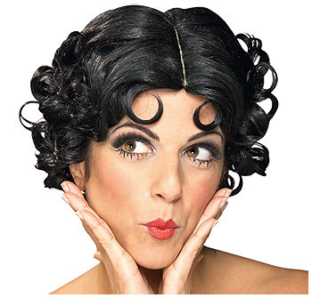 Betty Boop Wig