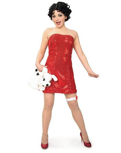 Betty Boop Adult Costume