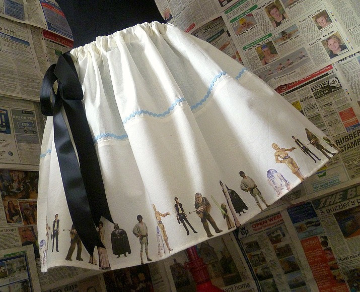 Star Wars Characters Skirt ($66)