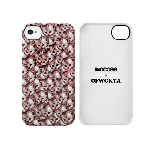Odd Future Cat iPhone Cases