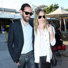 Kate Bosworth Pictures Arriving in Sydney For SK-II Press With Fiance Michael Polish