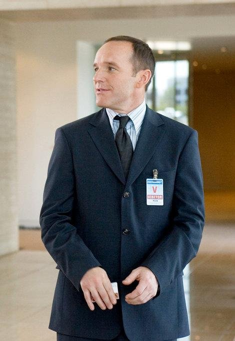 Agent Coulson From The Avengers