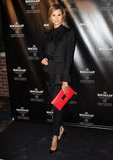 Stacy Keibler attended The Macallan Masters of Photography Series Launch at the Bowery Hotel in NYC.